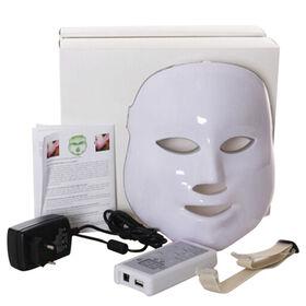 PDT LED mask, improve skin elasticity, repair aging skin, acne skin, fada spots, improve firmness