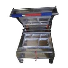 Semi Automatic 5 Box Thali Sealing Machine from India