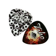 Guitar picks from China (mainland)