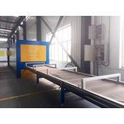 Wood grain transfer machine/laminating machine - Wood Grain Transfer Machine Mwj-01