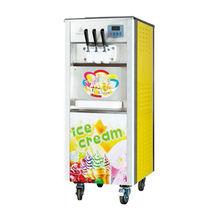 Soft Ice Cream Machine, CE Certified