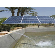 China Solar power irrigation system