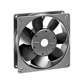 China Aluminum Housing Plastic Impeller DC Axial Fan