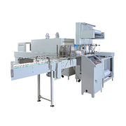 China Automatic Non-tray Heat Shrink Packing Machine