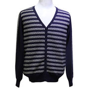High quality men's sweater, winter warm, hot sale from Inner Mongolia Shandan Cashmere Products Co.Ltd