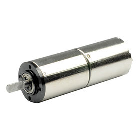 Small DC geared brush motor from Taiwan
