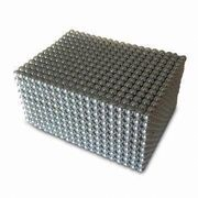 Sphere Magnets, Available in Various Plating, Customized Sizes are Welcome from Jyun Magnetism Group Limited