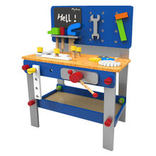Children toy wooden tool table from China (mainland)