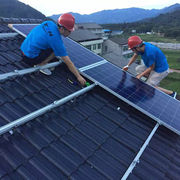 Hot Tuv Ce Ul Mcs Ohsas18001 Cec Solar Panel Mono from China (mainland)