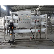 5T/H pure water, One stage RO water treatment