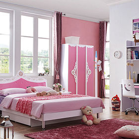 China Kids' bedroom furniture set