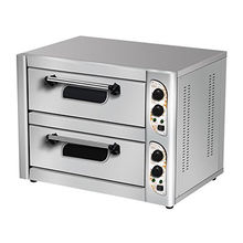 Double Deck Pizza Oven from India