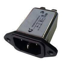 Single phase emi line noise filter