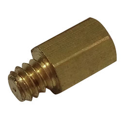 Precision Turned Brass Cylinder from China (mainland)