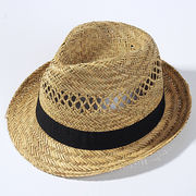 Men's straw hats from China (mainland)