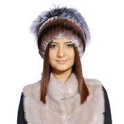 Fur hat from China (mainland)