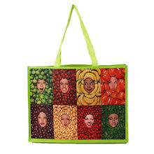 Laminated shopping bags made from China (mainland)