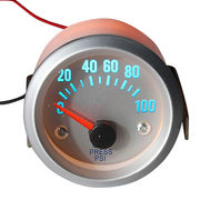 2 Inch 52mm Oil Pressure Press Meter Gauge Gauges from China (mainland)