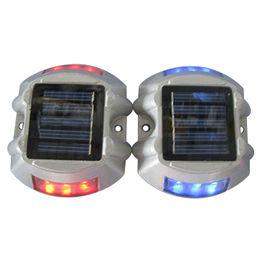 6 LED Double Side High Brightness LED Solar Road M from China (mainland)