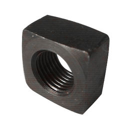 China Custom Square Screw Nuts, Made of Carbon Steel,Specified Drawing/Design,OEM/ODM Orders are Welcome
