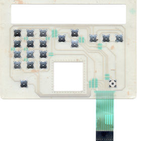 Membrane switches keypad from China (mainland)