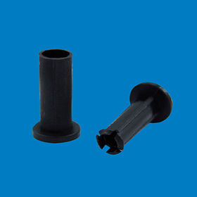 Book screw paper fastener,made of PA66 from Ganzhou Heying Universal Parts Co.,Ltd