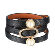 Leather Bangles from China (mainland)