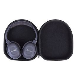 China Rubber coated bluetooth stereo V4.1 wireless headp