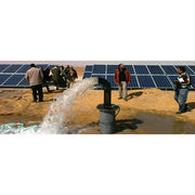 China Solar Submersible Pump System