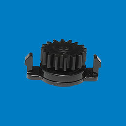 Plastic gear damper, HCL-03B from Ganzhou Heying Universal Parts Co.,Ltd