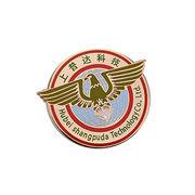 Badge , Stamping/Die-stamp, Die-cast/Die-struck, Silver Plated from Gold Valley Industrial Limited