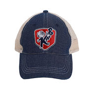Men's baseball hat from China (mainland)