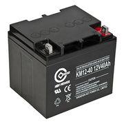 12V/40AH UPS Deep Cycle Solar Storage Battery from China (mainland)
