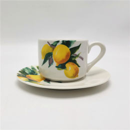 Porcelain coffee cup & saucer sets from China (mainland)