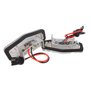2piece LED License Plate Light Lamp from China (mainland)