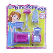 Princess Bedroom Play Toys Sets