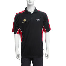 Men's short sleeve polo shirts from China (mainland)