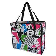 Promotional fabric tote bags from China (mainland)