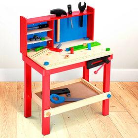 2016 new design children wooden toy tool set W03D044