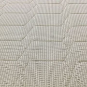 Breathable washable 3D spacer mesh mattress cover