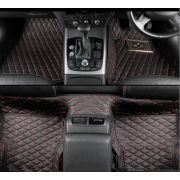 Right Hand Steer Car Mats For Audi A Leather Car Mats D XPE - Audi a4 car mats