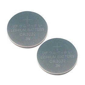 Lithium Button Cell Battery CR3032 from China (mainland)