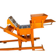 QMR 2-40 small soil brick making machine