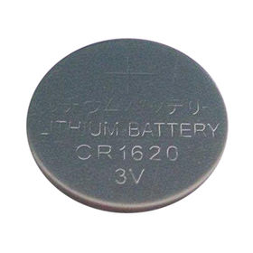 China Lithium Button Cell CR1620