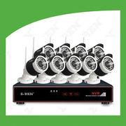 2016 hot popular wireless smart home kit camera SD from China (mainland)