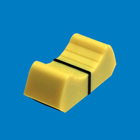 Plastic push electric knob, AN-09 from Ganzhou Heying Universal Parts Co.,Ltd
