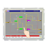 Open Frame 15-inch 5-wire Resistive Monitor from China (mainland)