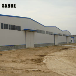 China Steel Structure Prefabricated Building