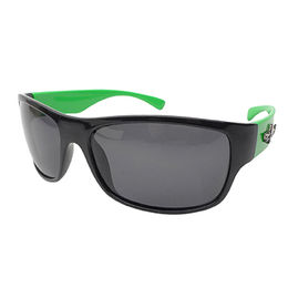 Sports sunglasses with plastic frame, UV 400 lens, OEM orders are welcome, CE, FDA approved