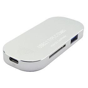 USB 3.0 type C hub from China (mainland)